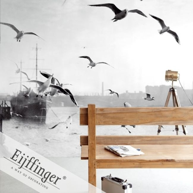 Eijffinger Wallpower Wonders - Thames.  Wallpapershop / Murrays Interiors