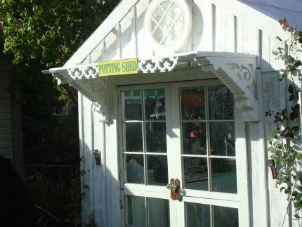 Garden Sheds York potting shed designs york: best images about shed envy on