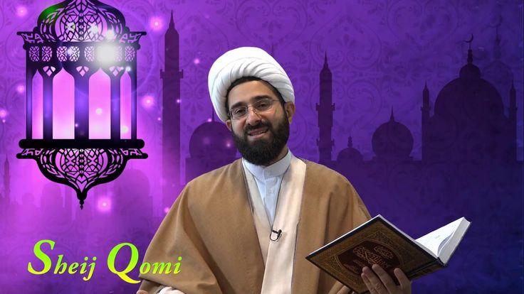 El mes bendito de Ramadán, Capítulo 02, sheij Qomi