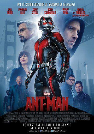 film Ant-Man streaming vf
