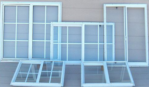 Replace windows with dual pane windows.