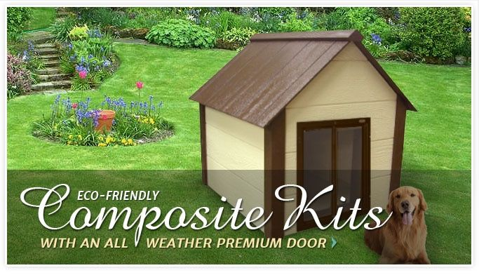 Composite Dog Houses Wood Dog House Luxury Dog House Large Dog