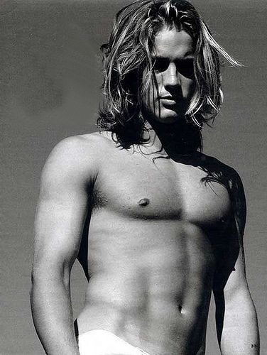 Travis Fimmel (born 15 July 1979) is an Australian actor and former Calvin Klein Model.