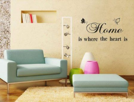 541 best Wall Decals images on Pinterest | Wall decals, Wall decal ...