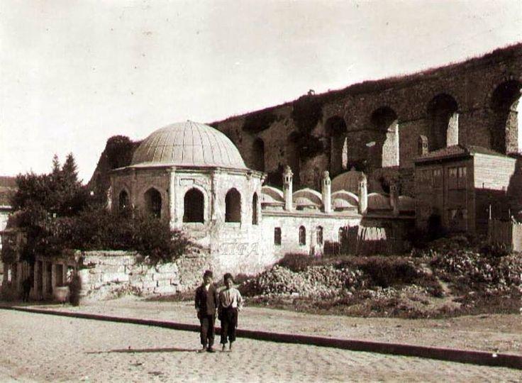 Saraçhane-Gazanfer Ağa Medresesi