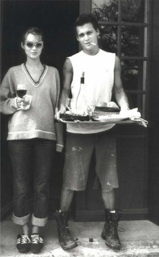 Kate & Johnny   via India Rose: WHATNOT