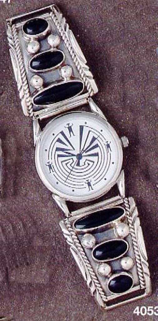 Native American Jewelry | Handcrafted Ladies & Mens Watches | Cherokee Indian Jewelry