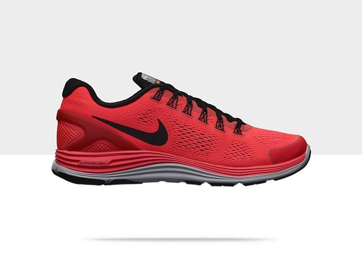Nike LunarGlide+ 4 Shield Men's Running Shoe