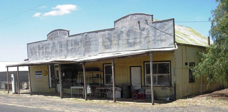 Wheaton's Store in Miram