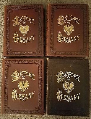 HISTORY OF GERMANY Geschichte des Deutsch Dr Zimmermann Communist  Nazy 1878
