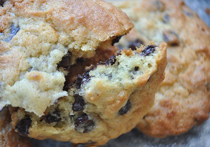 Πολύ μαλακά cookies