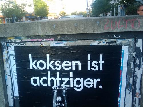 ... sagt Fritz-Kola  via johl @ Flickr