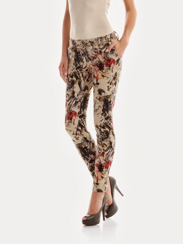 Осенние джинсы ринашименто Осеннюю коллекцию 2103-14 можно купить тут http://elfina.com.ua/customer/brands/rinascimento
