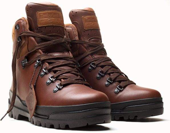 Timberland   Limited Collection   Super Boot Model = World Hiker I bought  mine back 1994