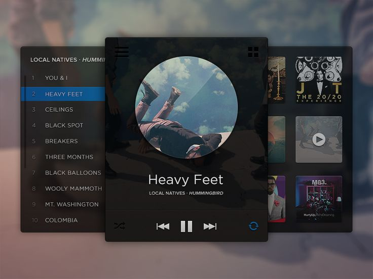 Complete Music Player