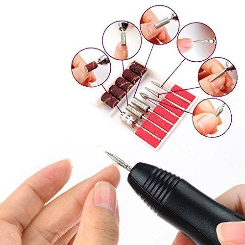 Cadrim-manucure-machine-ongles-electrique-Kit-Complet-Ponceuse-lectrique-Professionnelle-manucure-et-pdicure