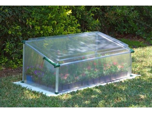 Palram Single Cold Frame Greenhouse