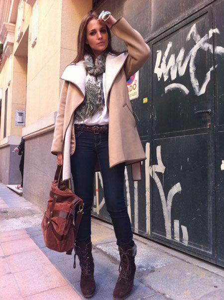 Paula Echevarria...look casual