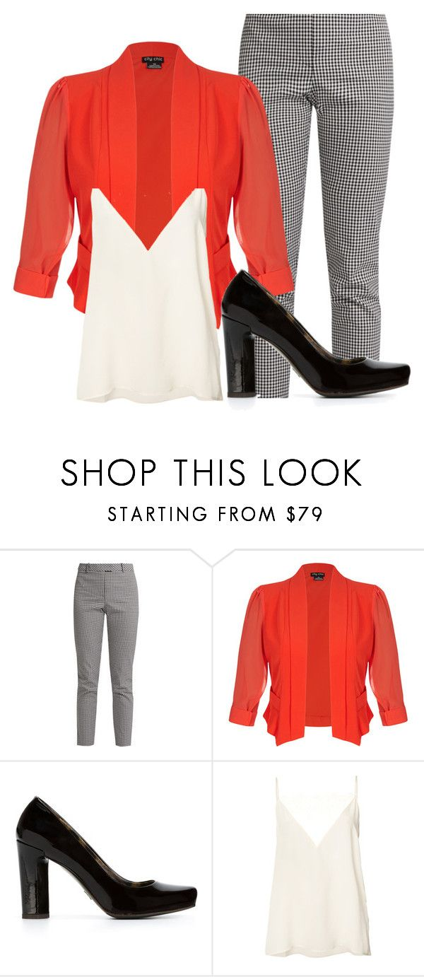 """""""Black and white"""" by leloquevedo on Polyvore featuring moda, Altuzarra, City Chic, Dolce&Gabbana y Anine Bing"""