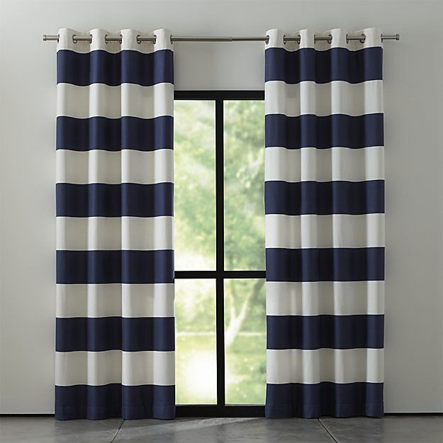 Best Stripe Curtains Ideas On Pinterest Curtains And Window