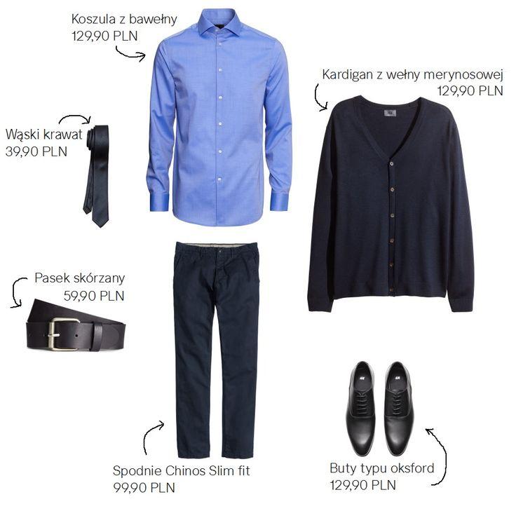 Stylizacja od Mococo -> kolekcja jesień 2014 w H&M