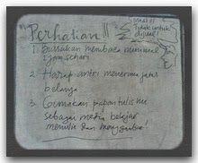 5 Manfaat Papan Tulis di Rumah | Matra Pendidikan