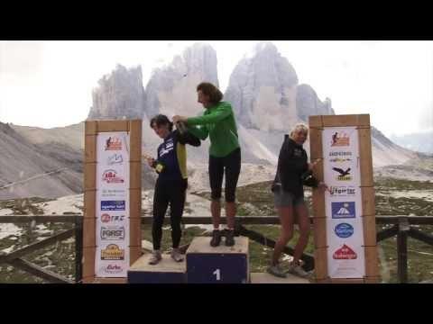Südtirol Drei Zinnen Alpin Lauf (Südtirol Three Peaks Alpine Run).  A 17.5km trail race climbing 1,350m from Sexten, Italy to the legendary Three Peaks. I really want to do this!!!