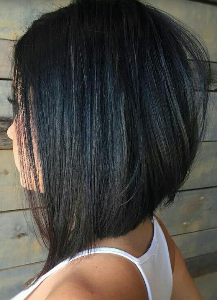 medium bob haircuts for thick hair best 25 angled bobs ideas on aline bob 1740
