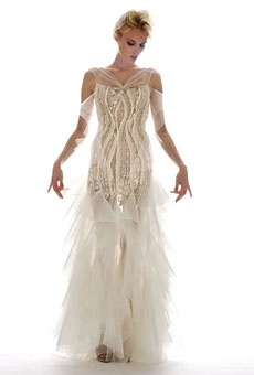 new elizabeth fillmore wedding dresses fall 2012