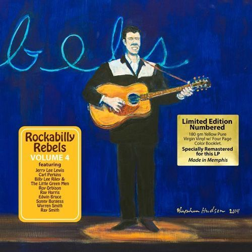 Rockabilly Rebels, Vol. 4 [LP] - Vinyl
