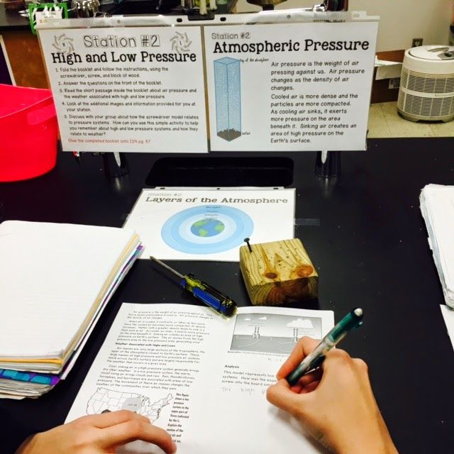 How To Get Started With Stations in the Science Classroom (Science Teaching Junkie)