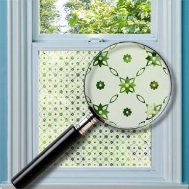 Bedford Patterned Window Film