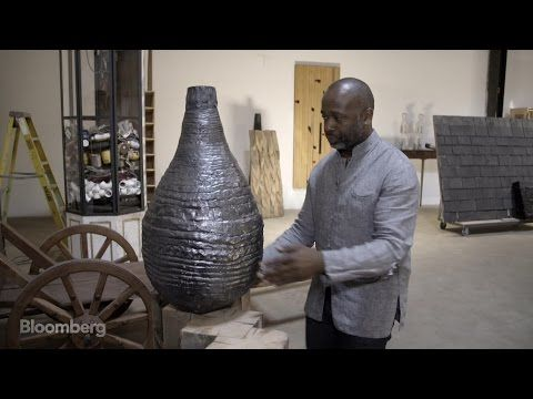 Bloomberg Business: Artist Theaster Gates on 'Brilliant Ideas'