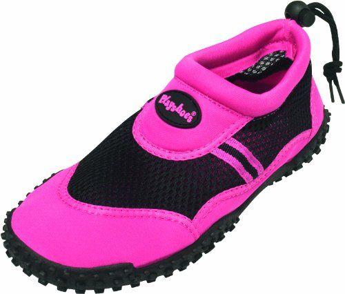Playshoes Womens Badeschuhe, Aquaschuhe, Surfschuhe für Damen Water Shoes Pink Pink (pink 18) Size: 39 Playshoes http://www.amazon.co.uk/dp/B00GYSEG5M/ref=cm_sw_r_pi_dp_IbjNtb1DP5ERBAZD