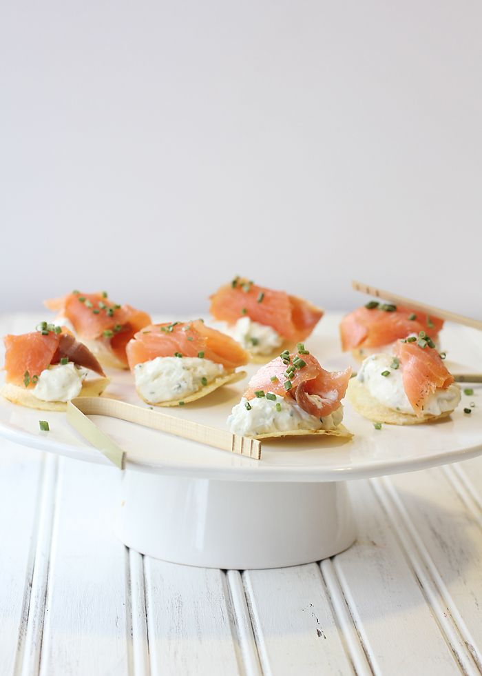 Best 25 salmon canapes ideas on pinterest smoked salmon for Best canape book