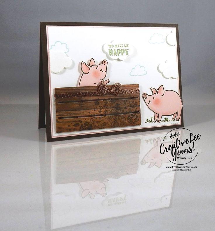 Happy Little Piggy