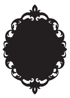 arabescos para silhouette - Pesquisa Google