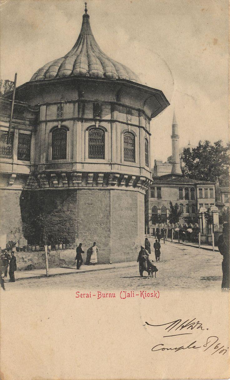 Procession Kiosk, Gülhane, Istanbul
