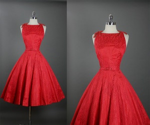 50s cocktail dress, lace overlay#Repin By:Pinterest++ for iPad#
