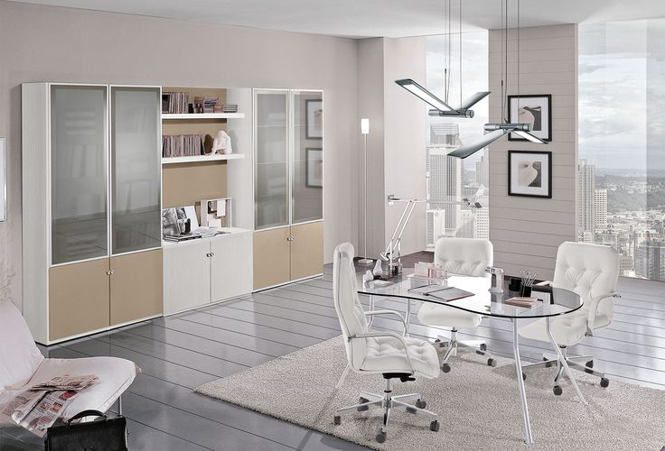 OFFICE TIME is a range of highly diversified furnishing solutions for the modern office, also well suited to home office use. From tables to desks, from cupboards to accessories, Giessegi 's know-how creates the ideal workplace and environment, a pleasant place to spend every day, in harmony with ourselves and everything around us. http://www.giessegi.it/en/collections/offices/?utm_source=pinterest.com&utm_medium=post&utm_content=&utm_campaign=post-uffici