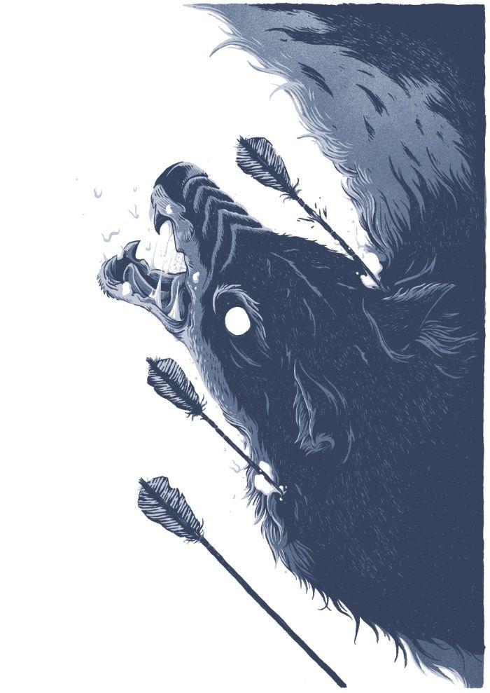 LunaRift Art Print by Christi Du Toit   Society6