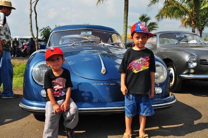 Porsche jadul