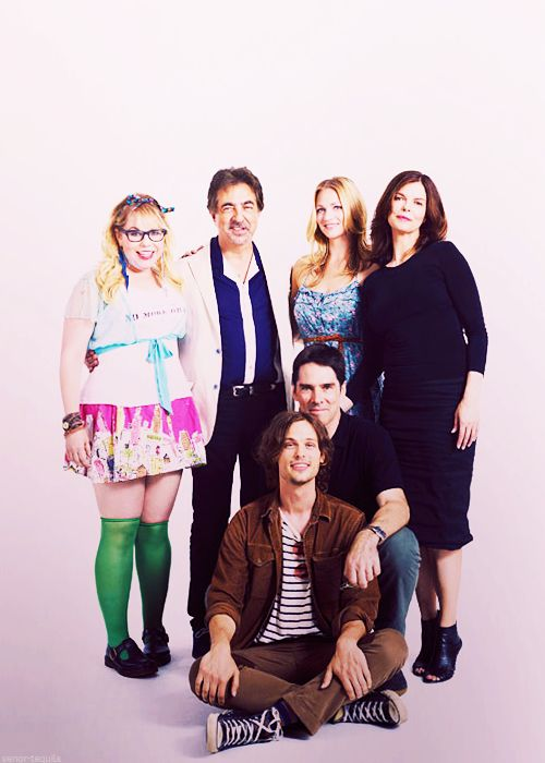 They look like some Nickelodean family TV show, but BAM, it's a show about serial killers and death