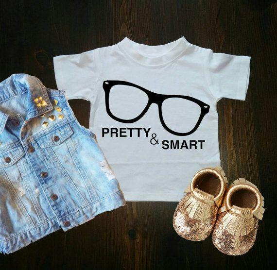 Hipster Baby Shirt Baby Girl Shirt Glasses by WanderingLittles