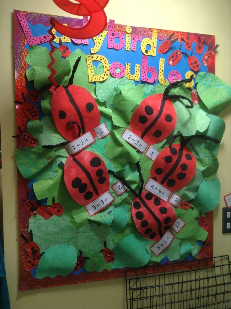 Ladybird Doubles!