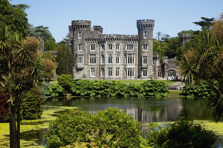 First inhabited by a Norman family who settled the land in the 1170s, Johnstown Castle underwent a substantial renovation in the 19th century by Daniel Robertson, who added several towers and devised an elaborate surround of gardens that sprawled across 1,000 acres.
