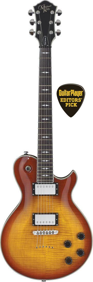 Patriot Decree | Michael Kelly Guitar Co.