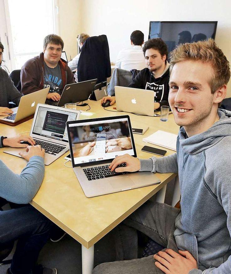 ENDLICH KEIN ZOFF MEHR UM MIETE, EINKAUF, PUTZPLAN... Studenten entwickeln  erste WG-App