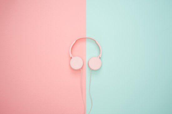 Music Lover Headphones | Poster