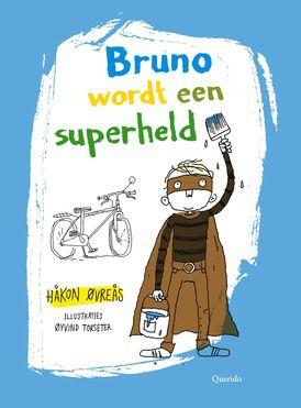 Bekroond met de zilveren griffel 2015 -Bruno wordt een superheld - Overdag is Bruno gewoon Bruno. Maar zodra de zon ondergaat, verandert hij in Bruino – een superheld die nergens bang voor is. Met zijn kwast en bruine verf gaat hij er 's avonds op uit. Bijvoorbeeld om de fietsen van de grootste pestkoppen van de school bruin te schilderen…  Een hartveroverend boek over vriendschap en moed, dat werd bekroond als beste Noorse kinderboek van het jaar.